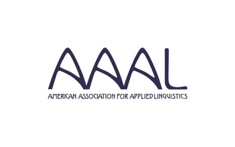 The American Association for Applied Linguistics