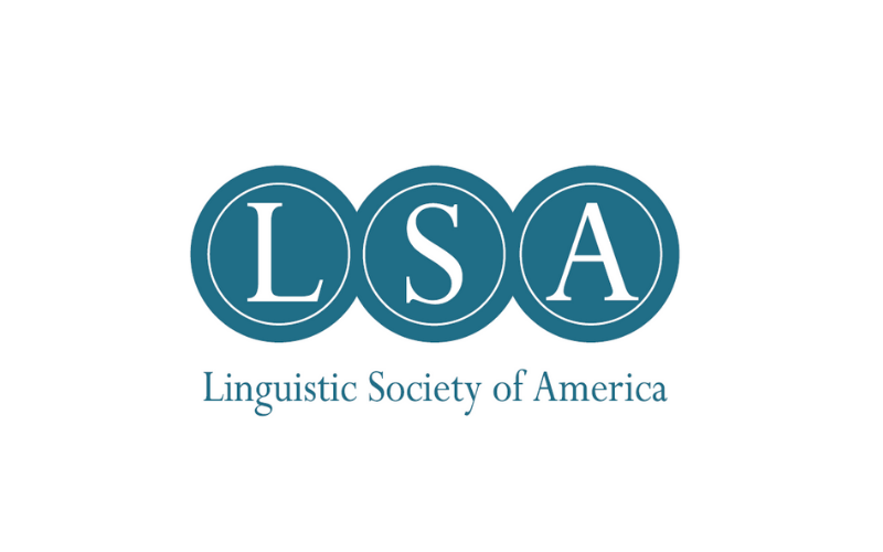Linguistic Society for America