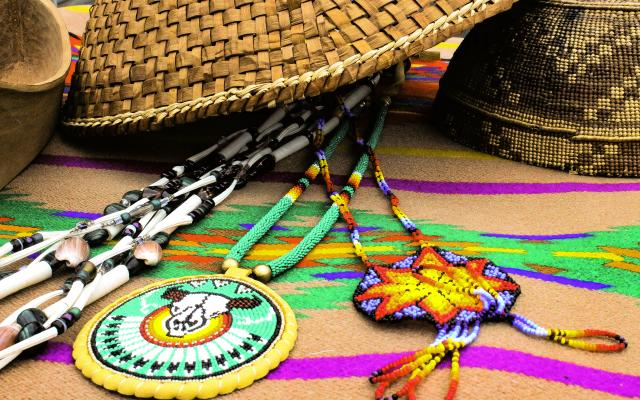 Indigenous accessories