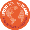 Invent for the Planet Button