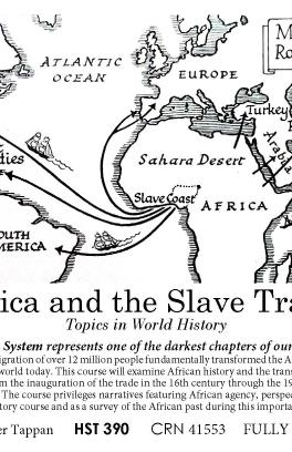 HST390_Africa_and_the_Slave_Trade