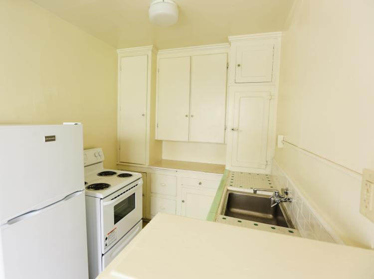 Kitchen of Unfurnished One Bedroom