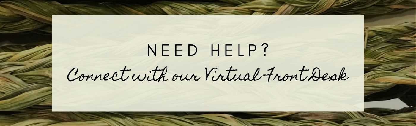 Need assistance? Connect to our virtual reception desk.