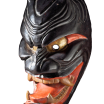 photo of a demon mask
