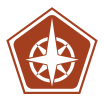 Icon of a compass representing academic coaching