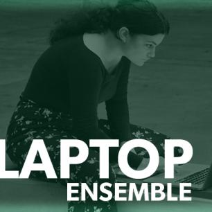Laptop Ensemble title card