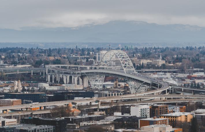 Portland, Oregon remains the state's most populous city.