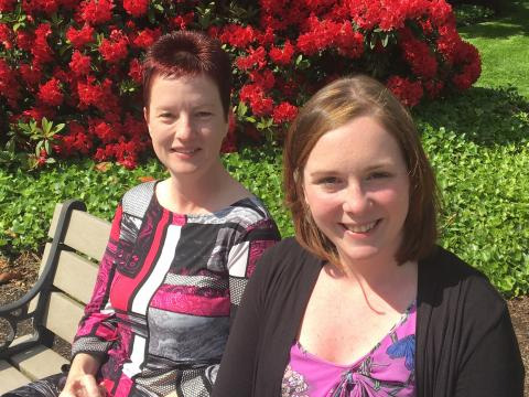 Field Spotlight: JoAnn and Kara, Luke Dorf Hillsboro
