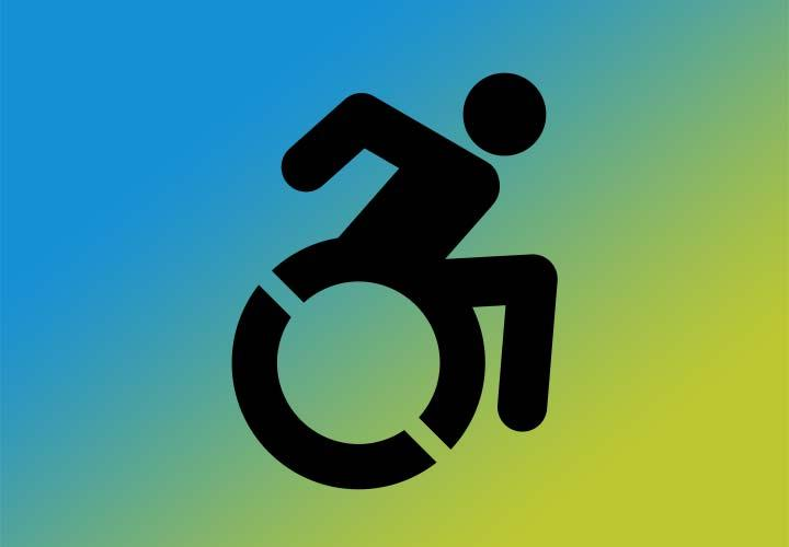 Updated accessible icon by The Accessible Icon Project