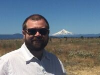 brandon with mt hood in the background