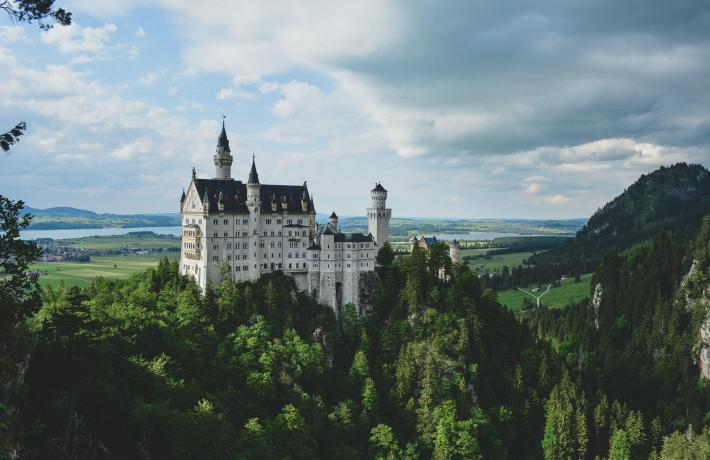 Castle in Germany