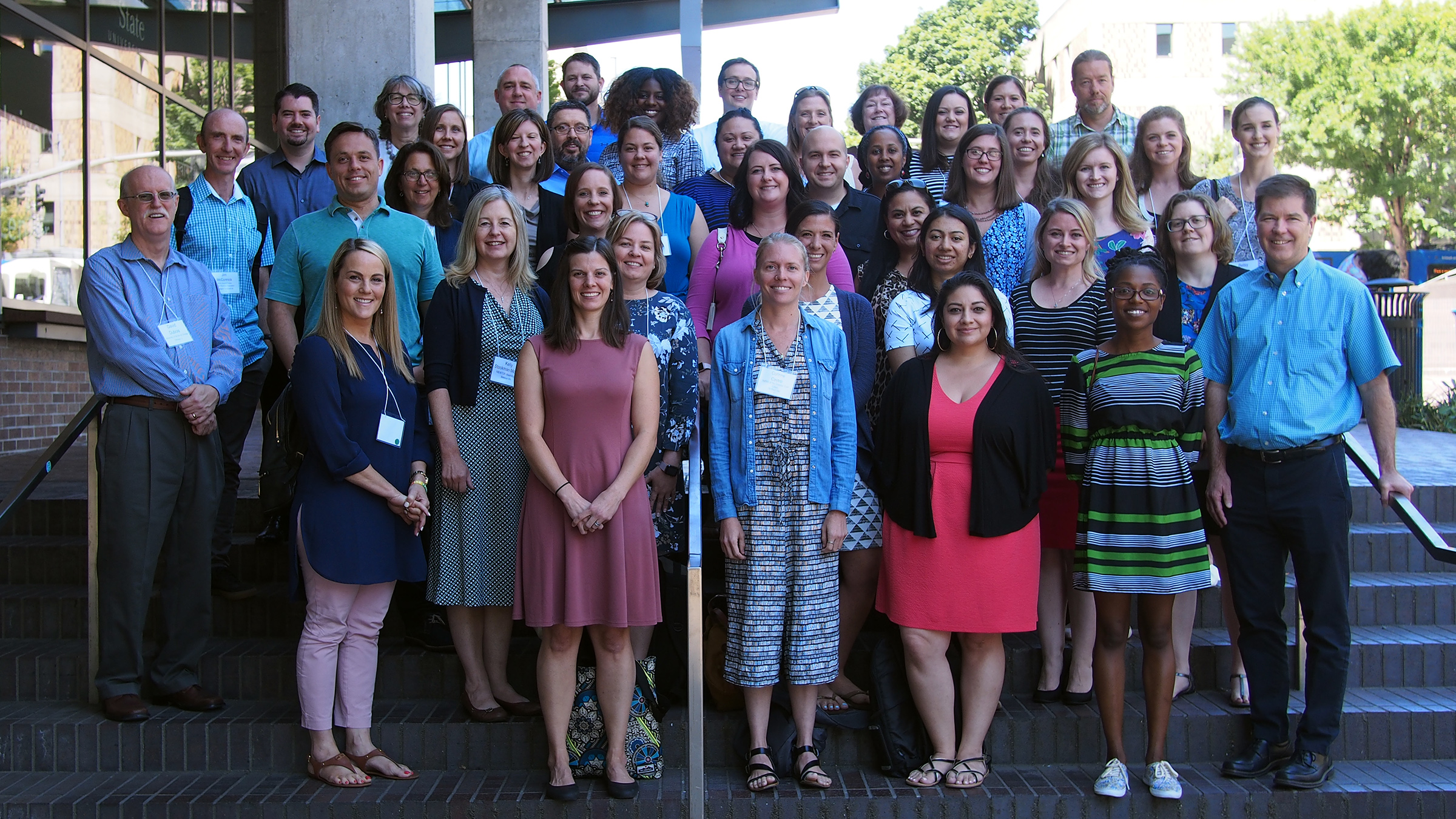 2016 Summer Institute Participants